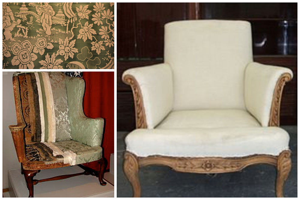 Furniture Upholster Upholstery Fabric Residential Commercial